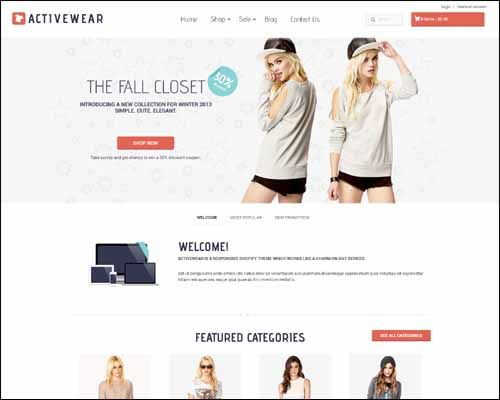 Are you out there checking out for the set of best free and premium #Shopify themes for #eCommerce websites?