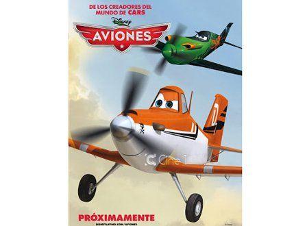 Aviones - Películas en cartel - Cine para chicos - Revista Planetario