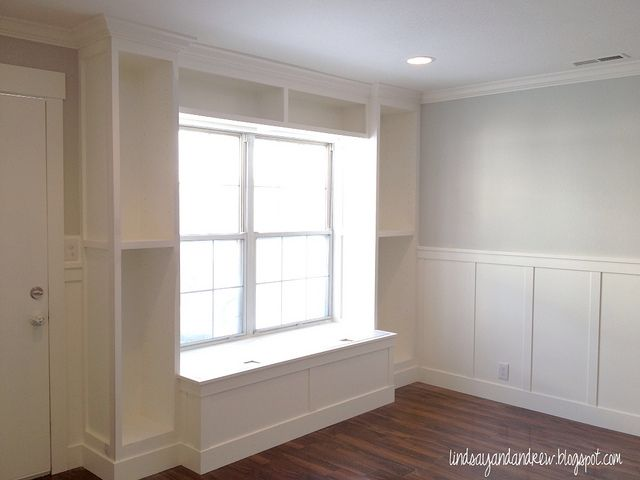 Love This For A Little Kid S Room Wainscot Built In