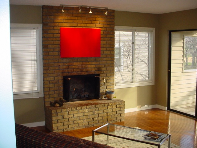 Lake St Louis Condo remodel    Work by Architectural Elements
