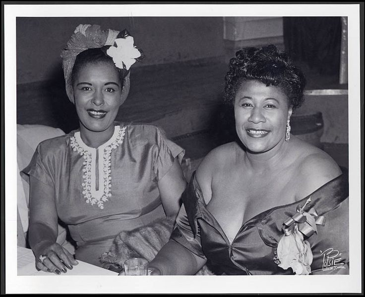 Billie Holiday & Ella Fitzgerald