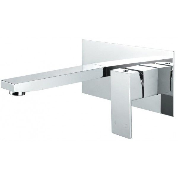 Lux Bath / Basin Mixer with 170mm Outlet