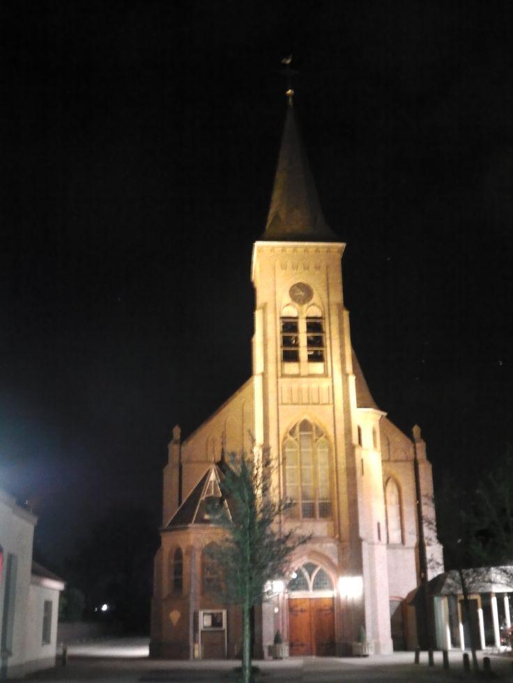 St. Jozefkerk aan de Hamersveldseweg in het centrum van Leusden