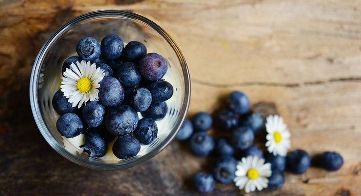 Βατόμουρα, Επιδόρπιο, Μαργαρίτα, Φρούτα, Μπλε, Μούρα