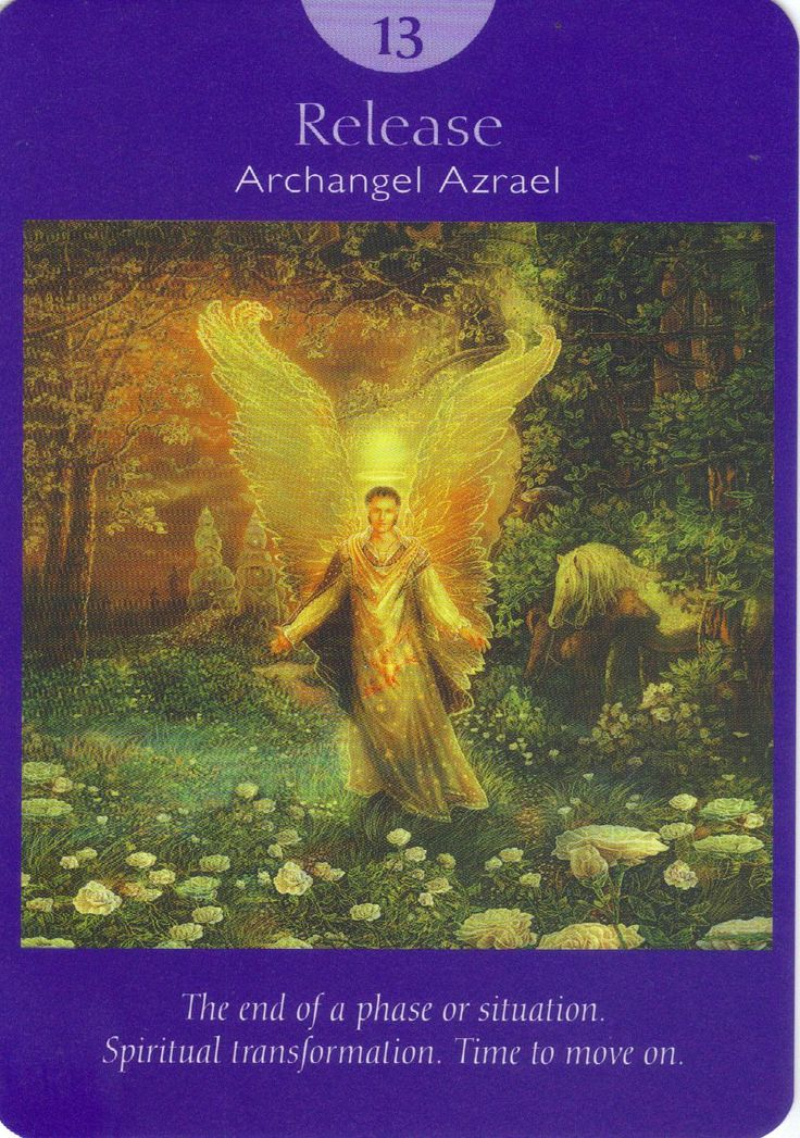 Doreen Virtue, Archangel And Tarot Cards