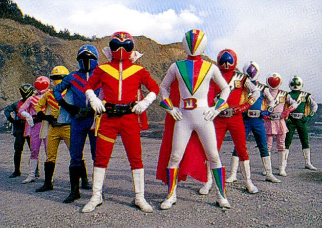 My Comparison Of Super Sentai Crossovers and Power Rangers ...