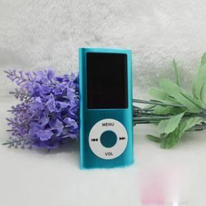Lecteur MP3 MP4 - radio fm - à carte mémoire Micro sd - Vert