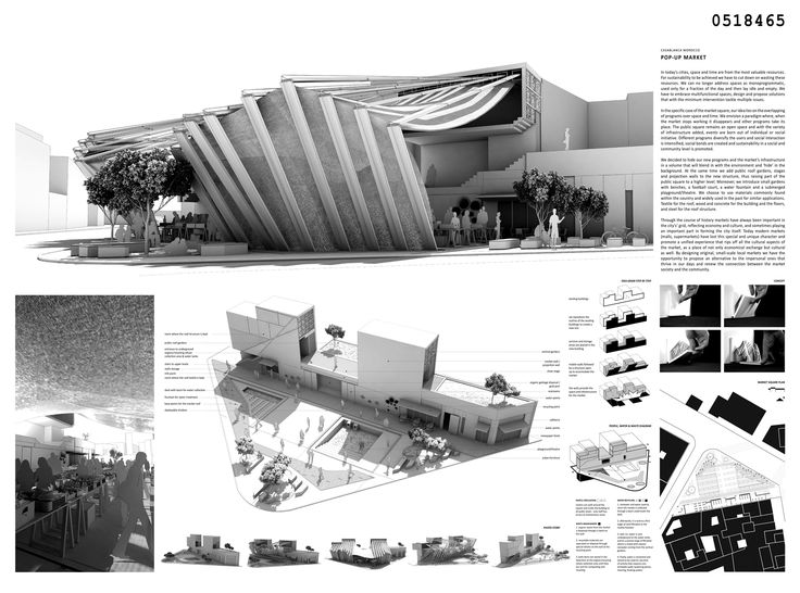 Casablanca sustainable market square pavlos for Space 120 architects