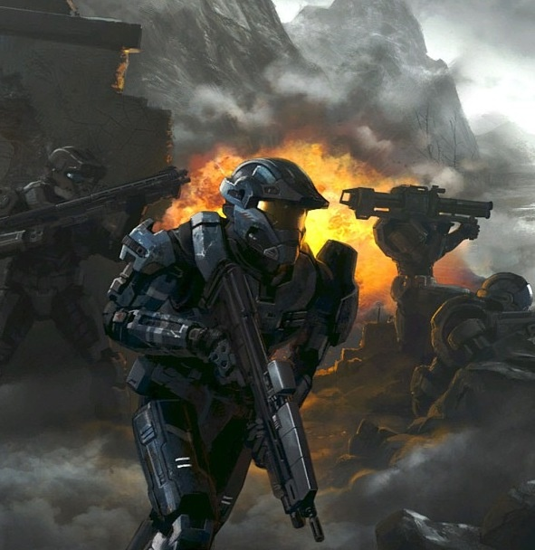 Halo: Reach firefight menu