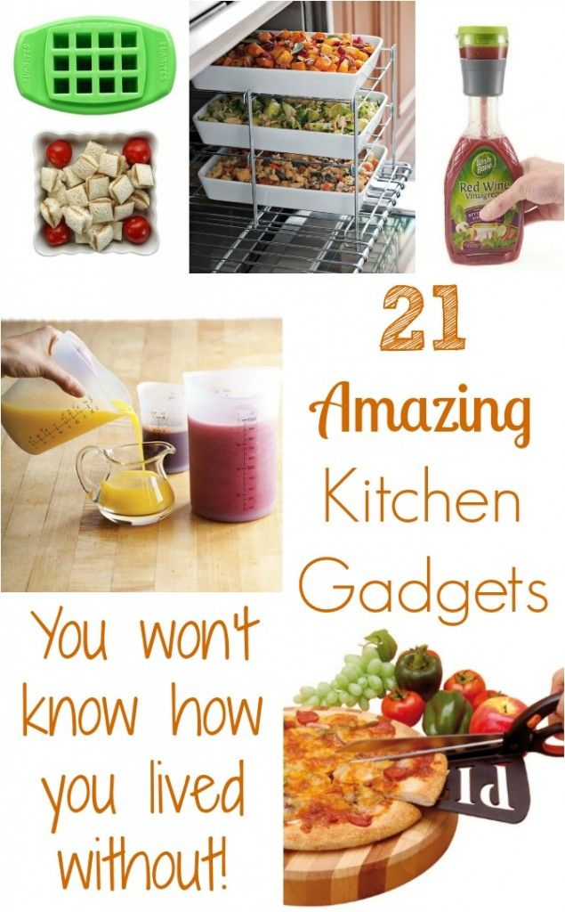 21 amazing kitchen gadgets you won't know how you lived without!