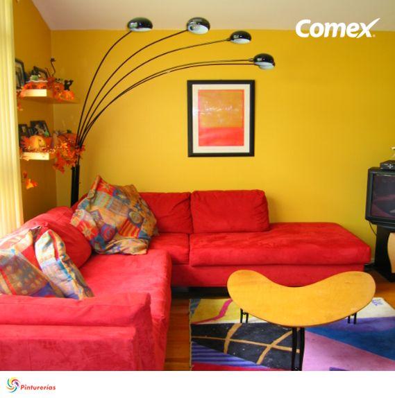 ¿Qué te parece este color? Lo tenemos en #ComexPinturerías #DecoraciónComex
