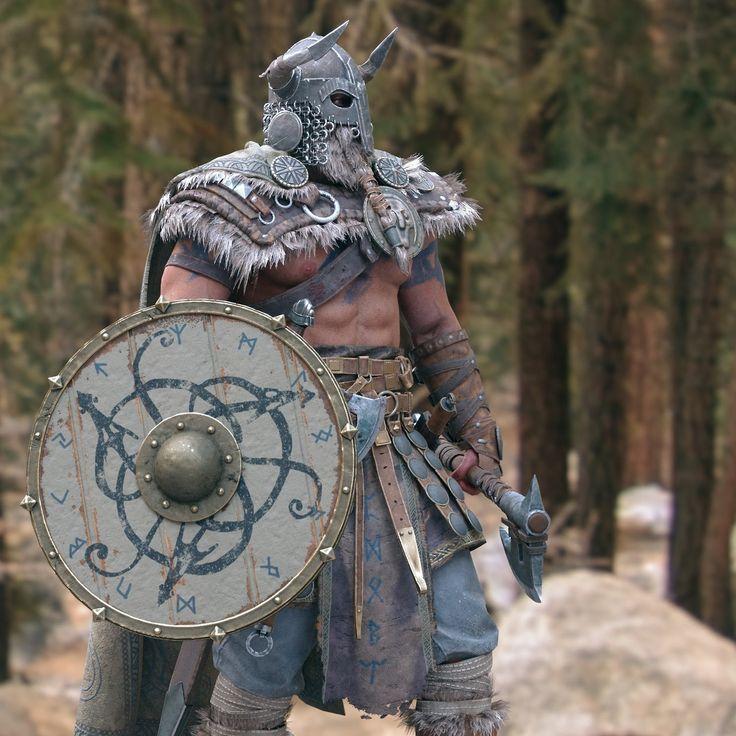 собой бок фото викингов варваров материалы появление современных