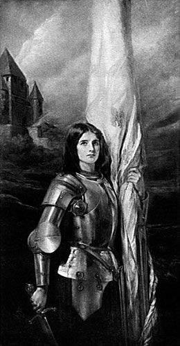 Joan of Arc - Saint for our troubled times (from SpiritDaily.com)
