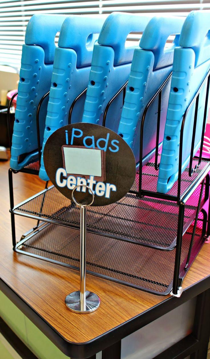 Classroom Ipad Ideas ~ Best ideas about ipad storage on pinterest laptop