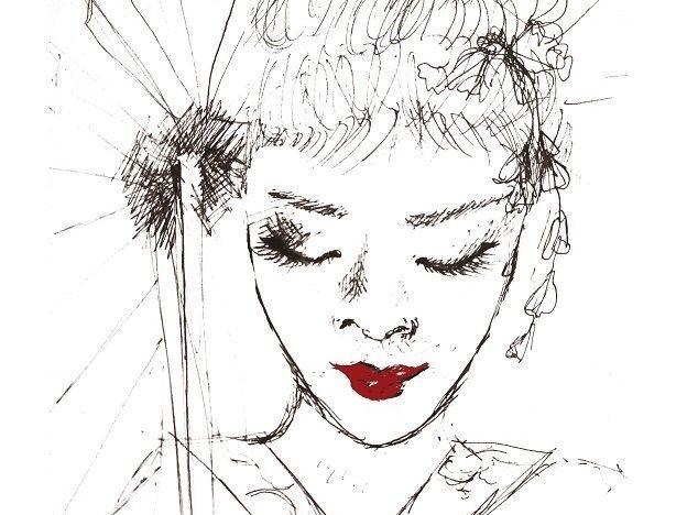 Γκέισα: μια ιστορία τέχνης - Κείμενο: Μαρία Μερτίκα -  Σχέδια: Μαρίνα Λαμπρινουδάκη , Άνι Μιχαηλίδου