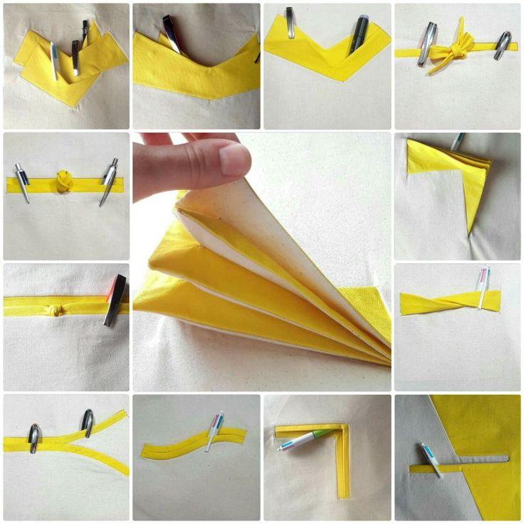 TR Cutting School #origamipockets #irinaakkaya