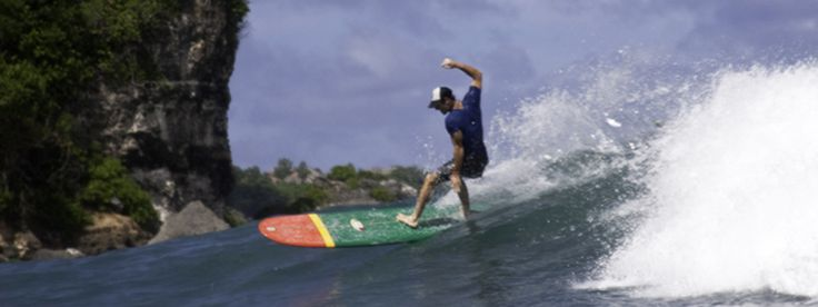 Bali Surf Camp: Padang Padang, Uluwatu, $30/lesson