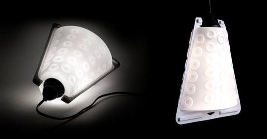 Blightster Lamp Designed by Rodrigo Alonso
