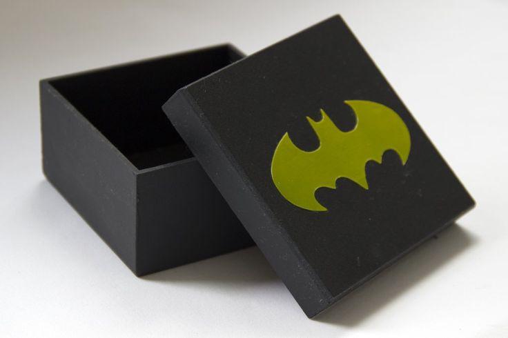 Caixa MDF - Batman - Comprar em Pietro Artesanatos