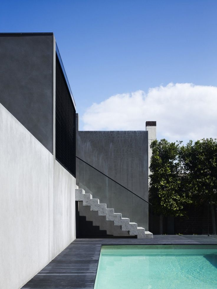 South Yarra Residence by Carr Design Group in South Yarra, Australia