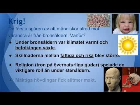 Forntiden 2: Bronsåldern och järnåldern - YouTube