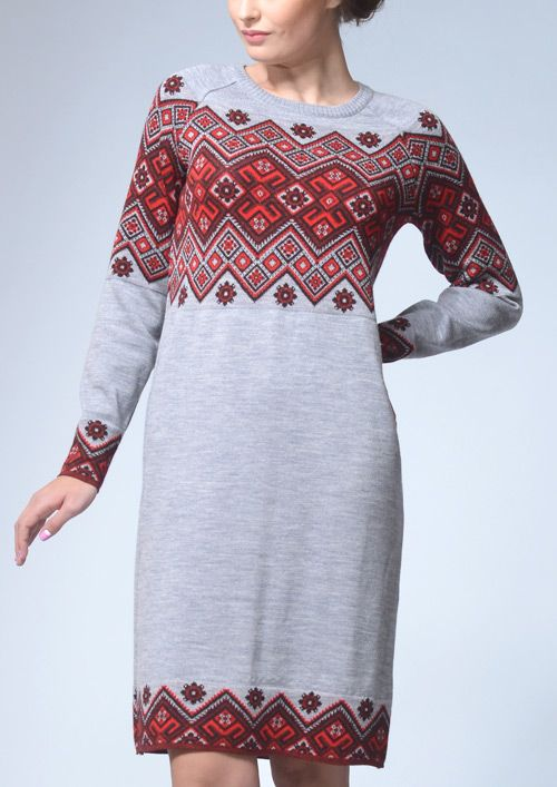 Modern Ukrainian knitwear fashion with traditional embroidery roots / Ukrainian culture, Ukrainian traditions, Ukrainian style, Ukrainian roots, Ukrainian fsahion, Ukrainian beauty / Украинская мода, украинская культура, украинские традиции, украинский стиль, украинские корни,