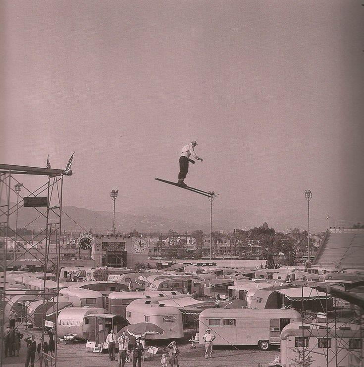 49 best Camper Vintage Ads Photos  images on Pinterest ...