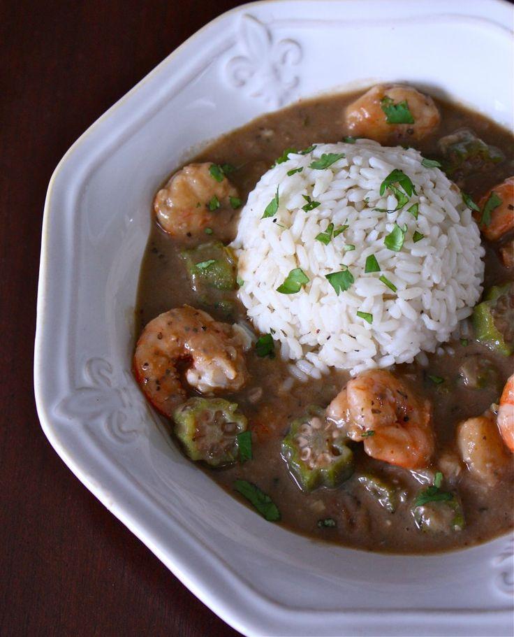 Shrimp and Okra Gumbo | Recipes | Pinterest