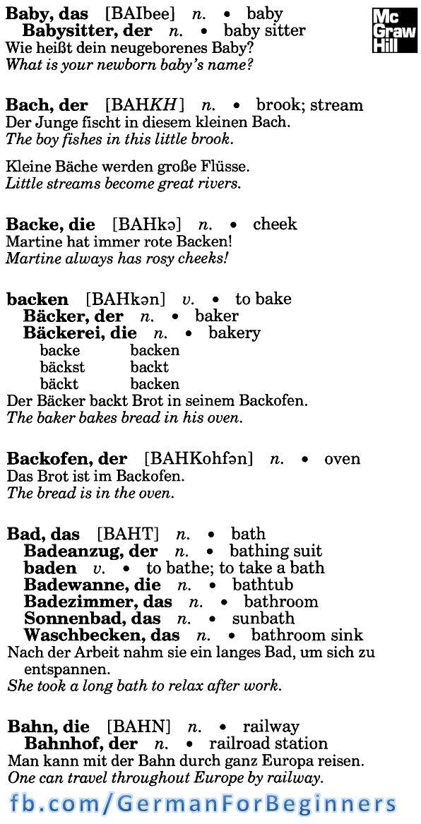 De 25+ bedste idéer inden for Wörterbuch deutsch englisch