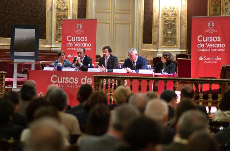 #Curso sobre #detectives #privados #Universidad #Complutense