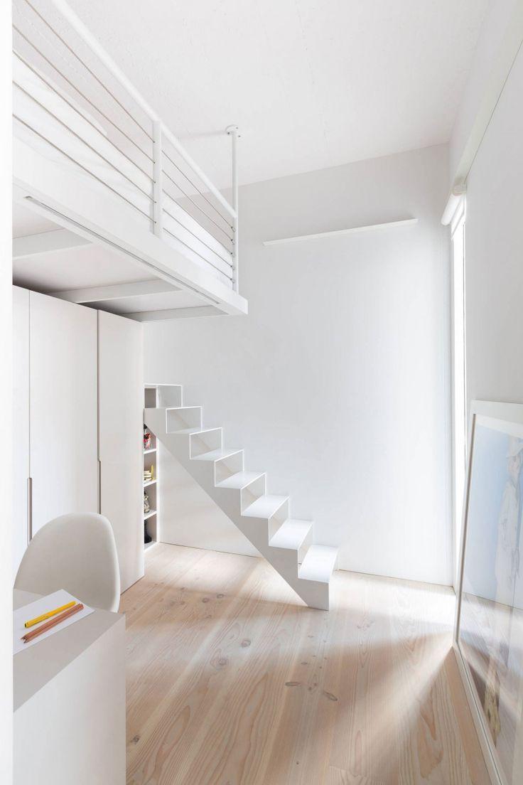 Project all white studio apartment perianth interior design new - Project All White Studio Apartment Perianth Interior Design New 22