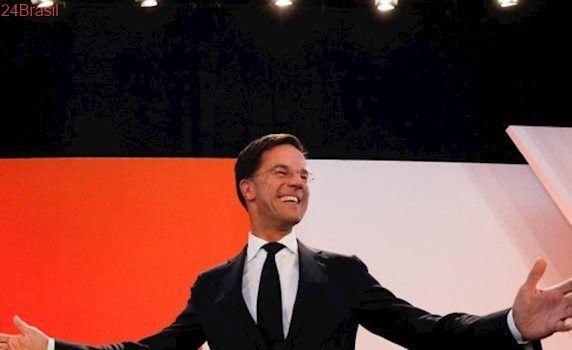 Vitória do partido de Mark Rutte na Holanda causa alívio na Europa