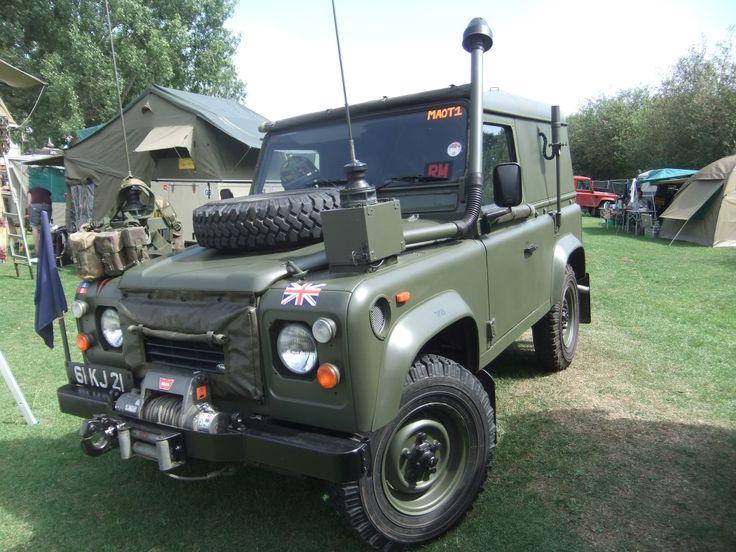 Land Rover Defender 90 Plain Hard Top 2 5 Diesel Ffr