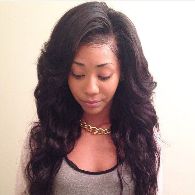 pictures of sew ins hair styles this sew in by needle thread scissors is gorgeous and 3358