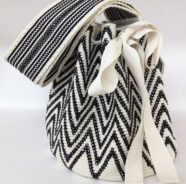 Silvia Tcherassi #mochila inspired handbag