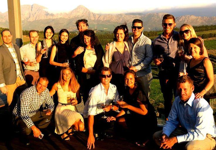 #Secret Escape #Take 2  Waterkloof Wine Estate in Somerset West, Western Cape