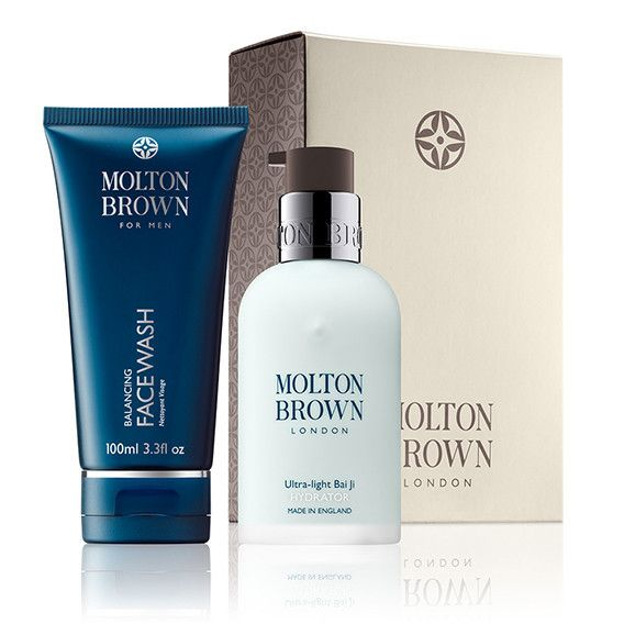 Molton Brown - Men's Face Care Gift Set for Oily Skin
