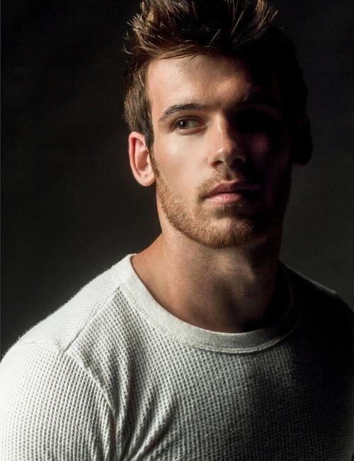 Will Grant....clean beard & stash