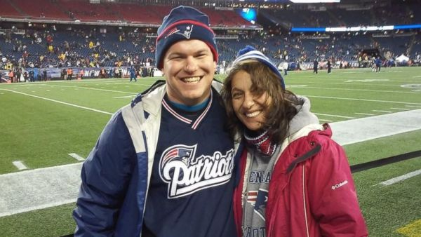 How This Terminally Ill 'Super Fan' Scored Front-Row Patriots Tickets.