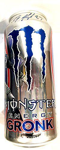 16 Pack - Monster Energy - Gronk - 16oz.