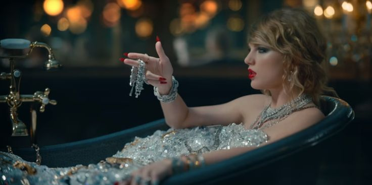 """""""Look What You've Made Me Do"""" - Taylor Swift"""