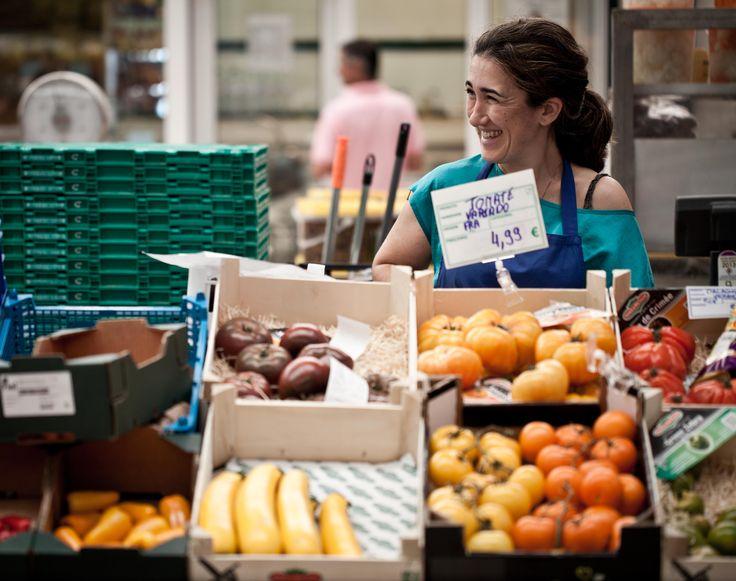Market Tour in Lisboa by Lazy Flavors  Photo credit: Sansa Vuckovic Pagaimo