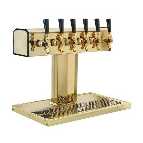ArKay NA Beer Draft 6 Heads Dispenser http://www.arkaymaltbeverages.com/beer-dispensers/55-arkay-na-beer-draft.html