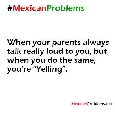 Mexican Problem #3184 - Mexican Problems