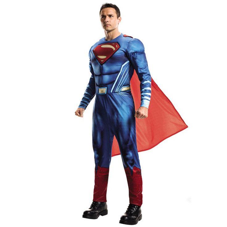 Déguisement Superman Dawn of Justice – DC Comics® #déguisementsadultes #costumespouradultes #nouveauté2016