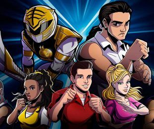 Grab the new Power Rangers video game today on Xbox One
