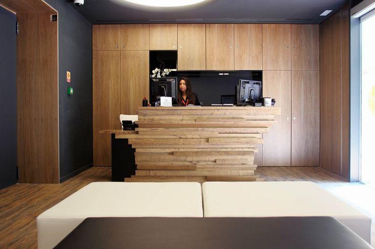 17 mejores ideas sobre recepci n de hotel en pinterest for Hotel diseno valencia