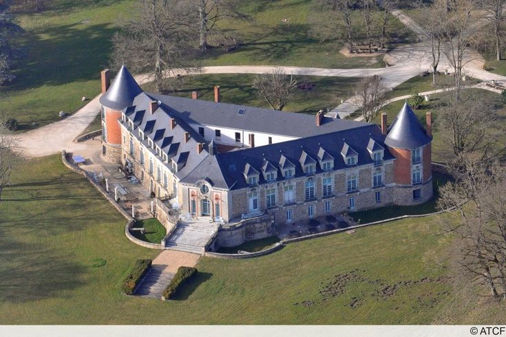 Château de Ronqueux | Bibliothèque de l'École polytechnique