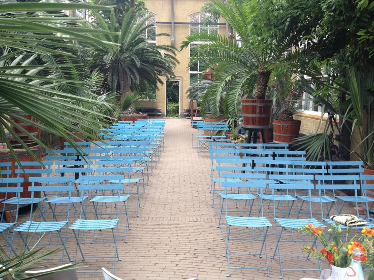 Stunning Bij de Palmenkas in de Hortus Botanicus in Amsterdam Amsterdam Pinterest Wedding