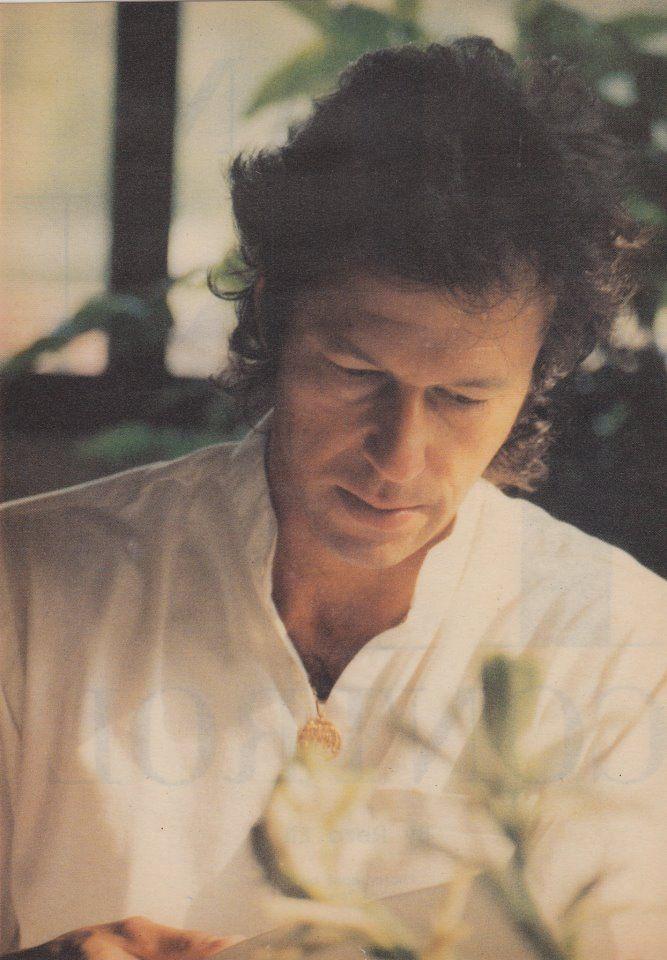 Dashing Imran Khan